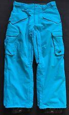 Vans Bevens Cargo Mens Snowboard Ski Pants Snow Trousers Salopettes L 10K
