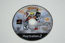 Naruto Ultimate Ninja Playstation 2 PS2 Video Game Disc Only
