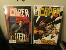 Caper (DC) #8-9 2004 BAGGED BOARDED ~