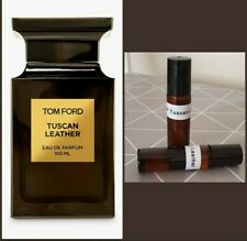 Tom ford tuscan leather inspired oil 10ml roll on undiluted