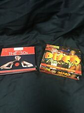Lot Of 2 CD Sets - The Best Of The 50s And Non-Stop Disco Mix KG rR1