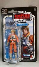Star Wars V: Black Series  40th Anniversary 6-Inch Luke Skywalker Hoth Pilot NEW