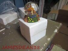 Department 56 Disney Fairies: Tinker Bell's Home Tree Water Globe