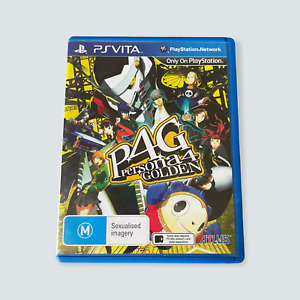 Persona 4 Golden for the Sony PlayStation Vita - VGC/Tested/AUS/PAL/P4G/RPG 🐙