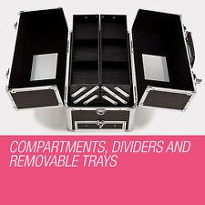 Aluminium Makeup Bags and Cases