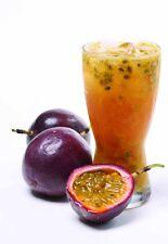 40x Tropical Exotic Passion Fruit Seeds Purple Passiflora Edulis Germination±95%