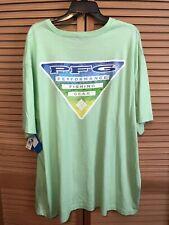"New Mens Columbia PHG /""Branded 1/"" Graphic T-Shirt SS Top Tee Polo Big /& Tall"