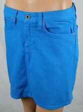 Ralph Lauren Sport Blue Denim Skirt NWT 28