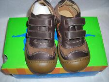Perfection Jumping Jacks Boys Big Voltage Dark Brown Tennis Shoes 11 M 125922B