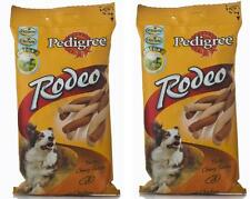 Pedigree Rodeo Dog Treat With Chicken 8 Treats 140g