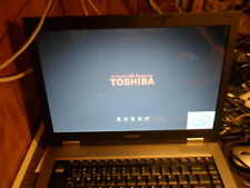 Tecra A8 Centrino duo 1.83 512mb laptop shell for parts