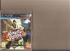Kung Fu Rider Playstation 3 PS3 Move Spiel Versiegelt