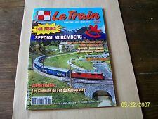 """le train   287 """" special nuremberg """""""
