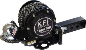 "KFI Tiger Tail ATV UTV Tangle Free Tow System 2"" Adjustable Mount Kit"