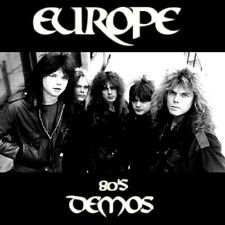 EUROPE 19 DEMOS CD John Norum,Tone,Yngwie Malmsteen,Dokken SCANDI METAL/ROCK/AOR
