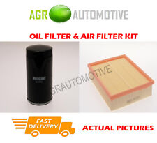 PETROL SERVICE KIT OIL AIR FILTER FOR VOLKSWAGEN PASSAT 1.8 125 BHP 1996-00