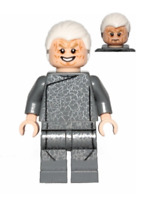 Lego Chancellor Palpatine 75044 Dark Bluish Gray Outfit Star Wars Minifigure