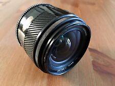 Minolta AF 24mm F/2.8 AF Vintage Wide Angle Prime Lens