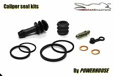 Suzuki GS 500 E front brake caliper seal repair kit P R S 1993 1994 1995