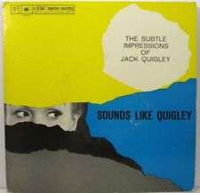 Jack Quigley  Sesac 71 Sounds Like Quigley  Repertory EP  Picture Sleeve