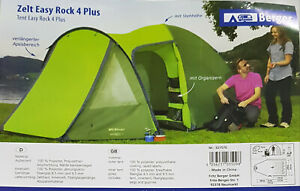 Dome Tent Easy Skirt 4 Plus Tent Camping Schalfen 4 Person Tent Hiking Tent