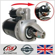 More details for starter motor for massey ferguson matbro dronningborg 10 tooth lucas lrs124 m45g