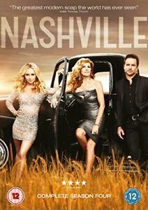 Nashville Season 4 [DVD] - DVD  TLVG The Cheap Fast Free Post