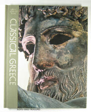 """BOOK CLASSICAL GREECE GREAT AGES OF MAN  LIFE BOOKS 10.50 x 8.50 """" RE PRINT 1971"""