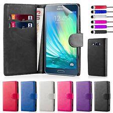 Libro Custodia Cover A Portafoglio Samsung Galaxy Un Modelli+