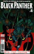 BLACK PANTHER (2016 Series)  (MARVEL) #6 Fine Comics Book