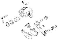 K L Supply - 32-1250 - Brake Caliper Rebuild Kit XJ650 XS650 Yamaha 29-2862