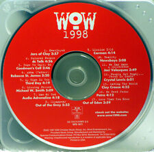 Wow 1998: The Year's 30 Top Christian Artists & Songs, Various Artists