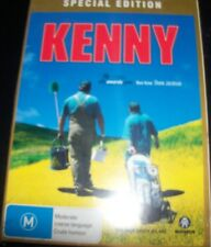 Kenny Special Edition 2 DVD + Soundtrack (Shane Jacobson) (Aust Reg 4) DVD NEW