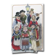 Carol Singers - Pictoria Press 3D Pop Up Christmas Greeting Card - Decoration