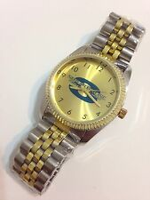 Gold And Silver Tone Excellent Condition Working Quartz Watch