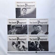 THE DEVILS PLAYGROUND - Original 1976 LOBBY CARDS - Fred Schepisi