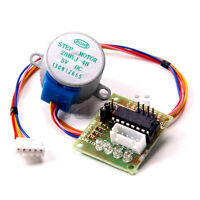 5V Stepper Motor 28BYJ-48 With Drive Test Module Board ULN2003 4 Phase A840 TW