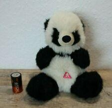 Vintage Clemens Spieltiere  Plush Panda W. Germany.H ca.22cm.