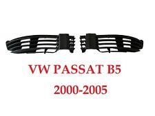 VW PASSAT 3B 3BG 00-05 Stoßstange Grill Gitter Lüftungsgitter Blende SET --