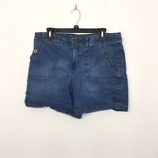 Faded Glory Size 14 Jean Shorts