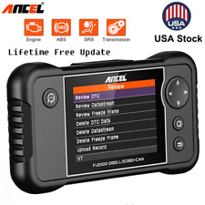 Automotive OBD2 Code Reader Scanner For Engine ABS SRS AT OBD Diagnostic Tool