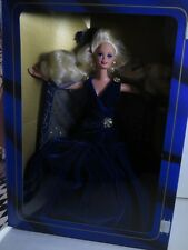 NIB BARBIE DOLL 1995 SAPPHIRE DREAM SOCIETY STYLE COLLECTION