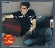 GIANNI FIORELLINO CD SINGOLO SINGLE cds SIGILLATO!!!