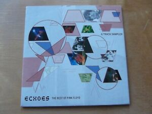 Pink Floyd maxi CD promo Echoes - the best of Pink Floyd - 6 track sampler