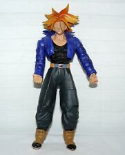 Super Saiyan Future Trunks Dragon Ball Z Movie Collection Jakks Figure 2003 DBZ