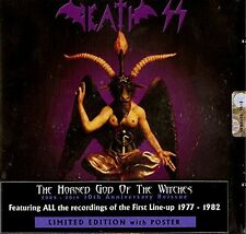 Horned God of the Witches by Death SS (CD, Nov-2014)