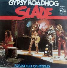 """7"""" 1977 GLAM GERMAN PRESS! SLADE : Gypsy Roadhog MINT-?"""