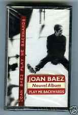 CASSETTE TAPE NEW JOAN BAEZ PLAY ME BACKWARDS