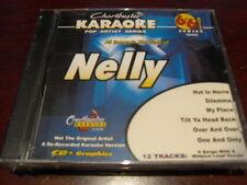CHARTBUSTER 6+6 KARAOKE POP DISC 40423 NELLY CD+G MULTIPLEX