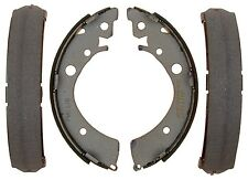 Bonded Drum Brake Shoe fits 1986-2008 Honda Civic Accord Fit  ACDELCO ADVANTAGE